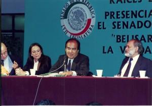 "Libro ""Belisario Domínguez"""